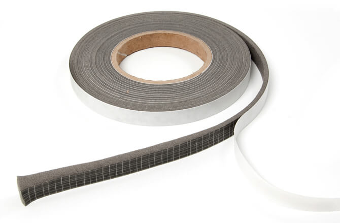 Adhesive tape for concrete