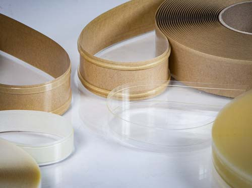 Adhesive tape for rubber